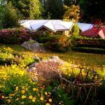 garden cottage suite exterior