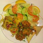 Bollywood mix plater