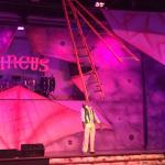 Kija circus show