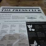 Foto de Press Club