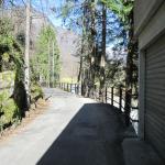 Passeggiata che parte dal residence Giardini a Piode