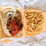 Tasty shish kebab !