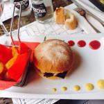 La taperia hamburger