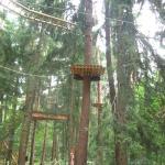 Ketterpark Vaterstetten - percorsp