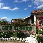 Restaurante El Gran Mirador