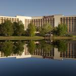 Orlando Airport Marriott Lakeside Exterior Hotel Phpto