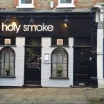 Fotografie: Holy Smoke