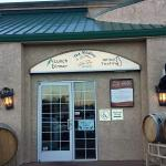 Entrance to Tahoe Ridge Winery