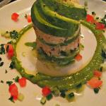 Could this possibly be the best Dungeness Crab (with cucumber, avocado and lemon) salad you will