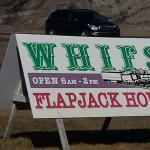 Whifs Flap Jack House
