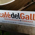 El Café del Gallery