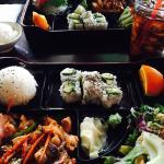 Lunch. Wonderful!!