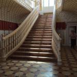 Escaleras del salon