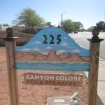 Foto di Canyon Colors Bed and Breakfast