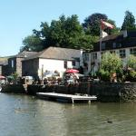 The Maltsters Inn, just four minutes from Kerswell Farmhouse