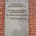 African Meeting House Historical Marker