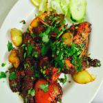 Tandoori mix grill (Asian style) please ask a member of staff for this