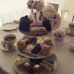 Foto de Petite & Sweet Tearoom Coffee Shoppe & Patisserie