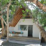 Un faré (ou bungalow)