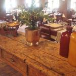 5- Las mesas