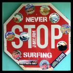 Never Stop Surfing
