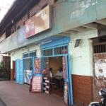 Cafe from outside