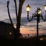 Night Outdoors