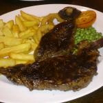 20oz Megasaurus steak