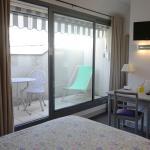 Chambre double confort terrasse