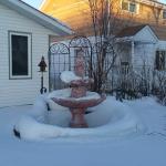 Embleton's fountain
