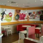Bild från KFC