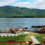 Foto de Flamingo Resort on Lake George