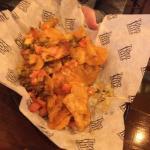 Italian nachos - SUPERB!!