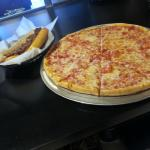 Pizza & Cheesesteak