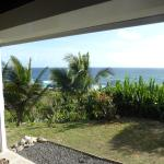 Terrasse villa océane