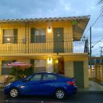 Tropicana Motel Foto