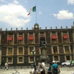 Antiguo Edificio de Aduana, Actual de la SEP.