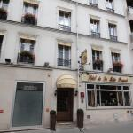 Foto de Hotel Motte Picquet