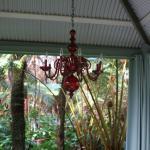 Outdoor Jacuzzi details
