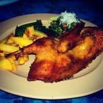 Taman Bebek Hita .Bali crispy duck house and it must try in Amed.