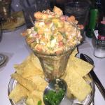 This is what heaven looks like - seafood campechana