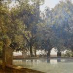Janus la Cour: From the Villa d'Este