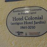 Foto de Hotel Colonial de Puebla
