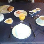 Desayuno ¡¡