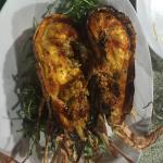 Lobster (550,000 per kg)