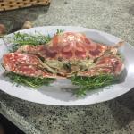 Crab (450,000) per kg