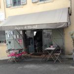 Restaurant Aurore et Michel, Gordes
