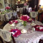 Miss Susanna's Tea Parlor