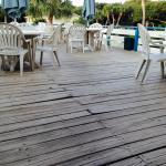 Deck in need of repair