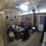 Back cabin (inside)
